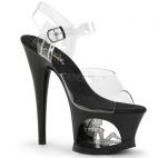 Стрипы Pleaser MOON708TG/C/B-S