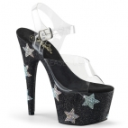 Стрипы Pleaser ADO708STAR/C/BG-ABRS