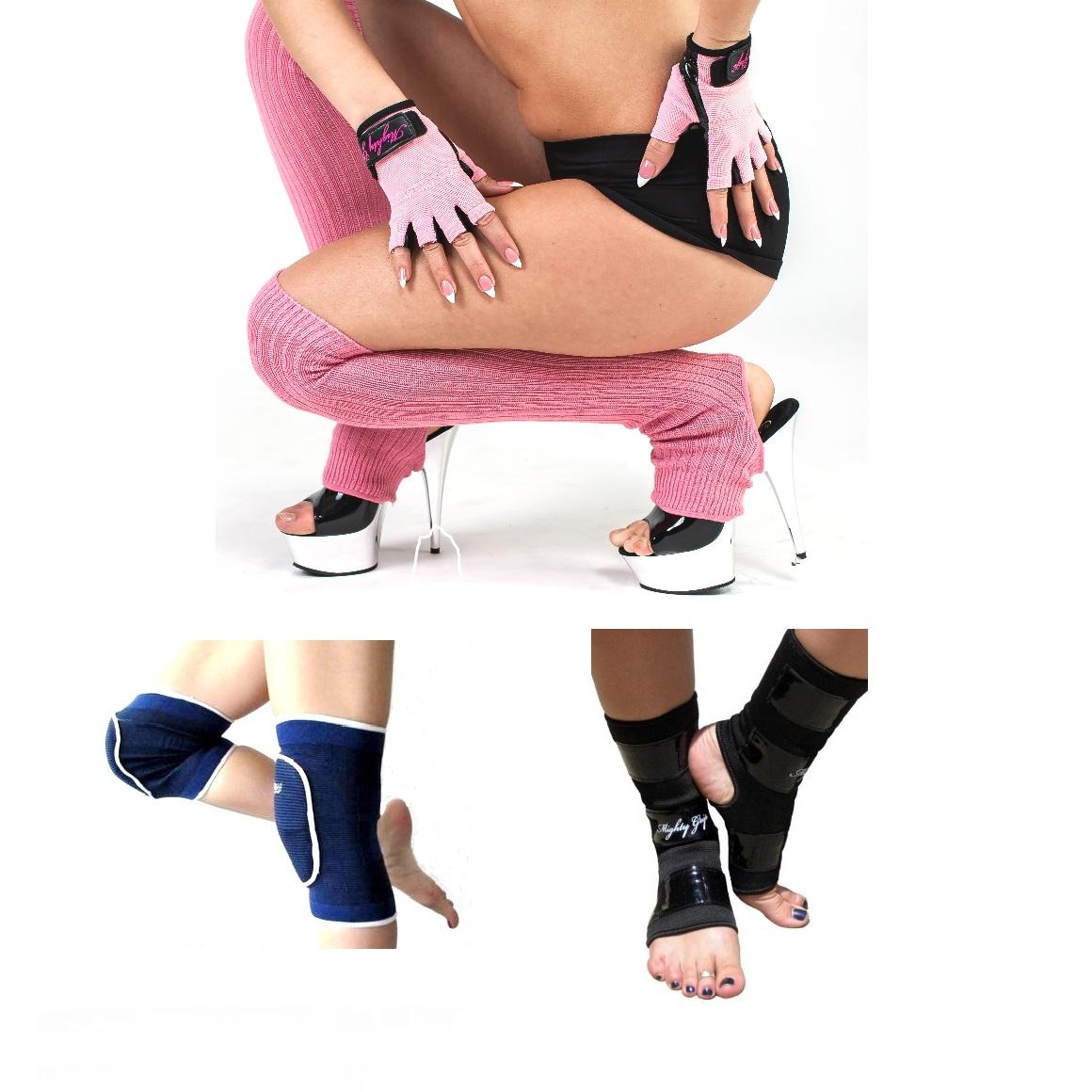 Защита рук и ног на тренировках